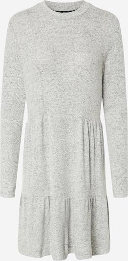 VERO MODA Pletena obleka 'VMDORTHE LS HIGH NECK SHORT DRESS JRS' | svetlo siva barva, Prikaz izdelka