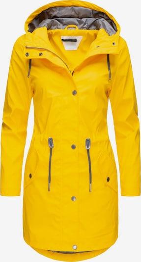 Peak Time Regenjacke ' L60049 ' in gelb, Produktansicht