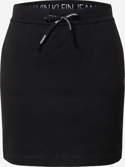 Calvin Klein Jeans Rock 'J20J213611' in schwarz, Produktansicht