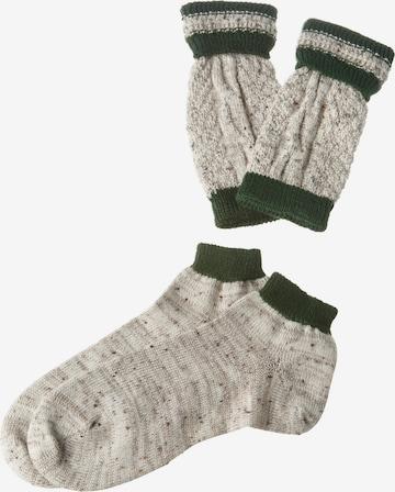 Luise Steiner Traditional Socks in Beige