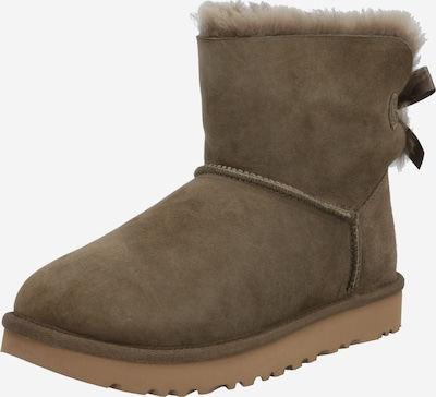 UGG Snowboots 'Mini Bailey Bow II' in braun, Produktansicht