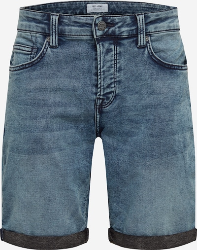 Only & Sons Jeans-Shorts 'ONSPLY' in blue denim, Produktansicht