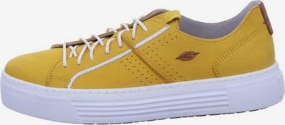 CAMEL ACTIVE Sneakers in gelb, Produktansicht