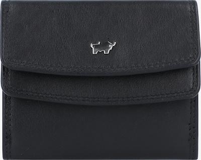 Braun Büffel Geldbörse in schwarz, Produktansicht
