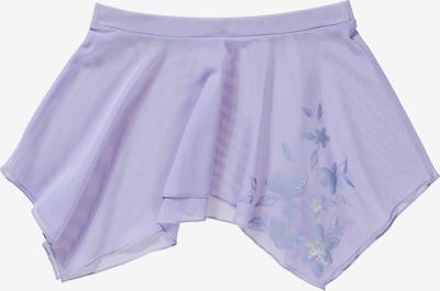 Bloch Ballettrock 'Jaiana' in lila: Frontalansicht