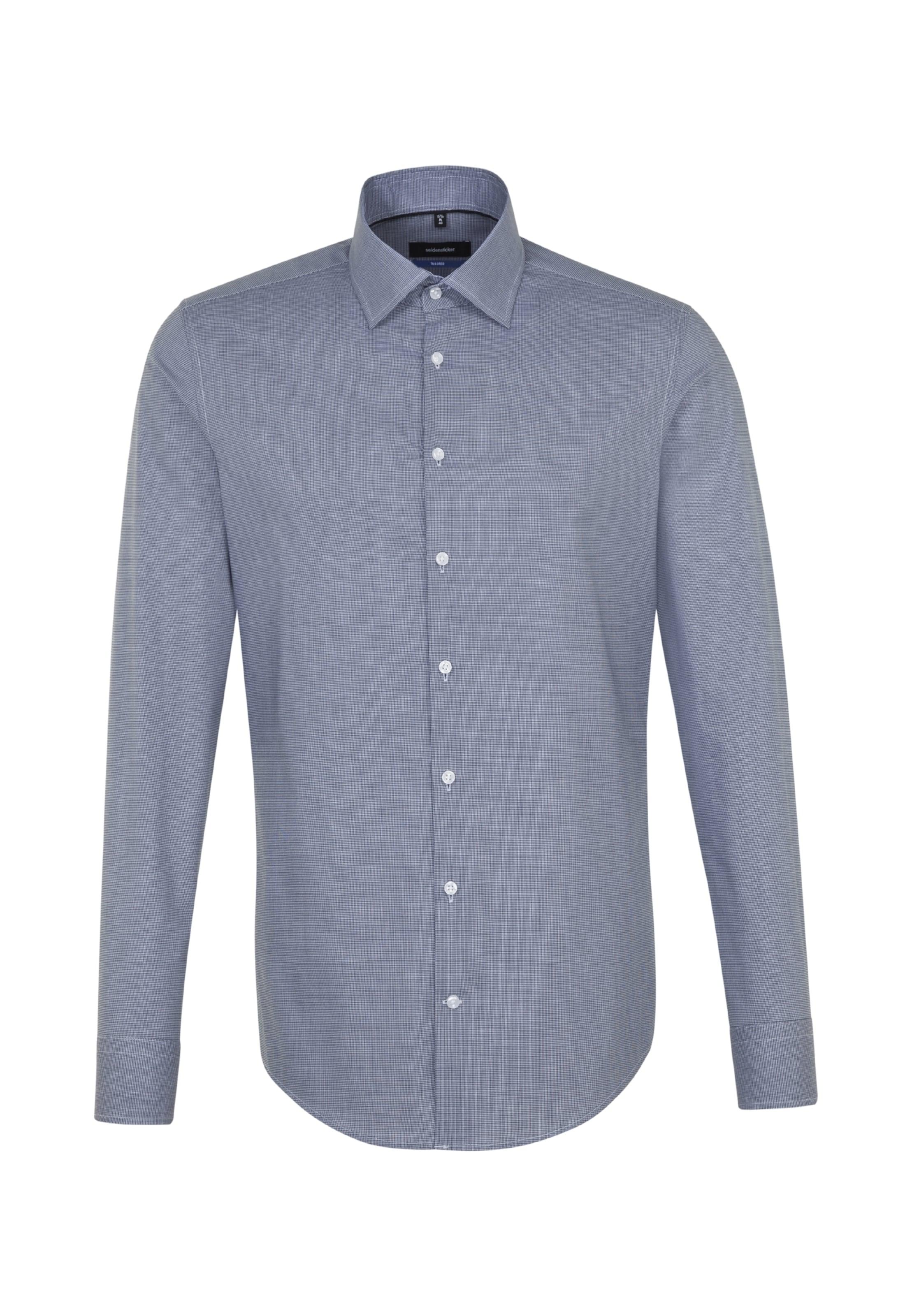 BlauWeiß In Hemd BlauWeiß Seidensticker Hemd In In Seidensticker Hemd Seidensticker ynwO80Nvm