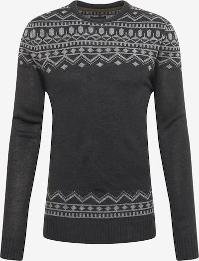 BLEND Trui 'Knit Pullover' in de kleur Navy, Productweergave