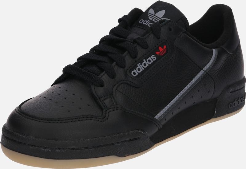 Basses 'continental GrisNoir Adidas Originals Baskets 80' En xBdCreWo