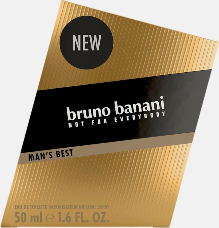 Bruno Banani Mans Best, Toilet Water
