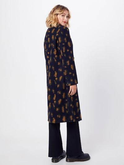 Rudeninis-žieminis paltas iš Spoom , spalva - tamsiai mėlyna: Vaizdas iš galinės pusės