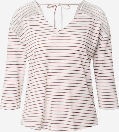 Marškinėliai 'VMHELA' iš VERO MODA , spalva - raudona / balta, Prekių apžvalga