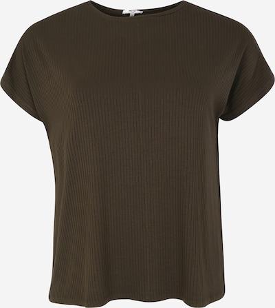 ABOUT YOU Curvy Majica 'Cora' | kaki / temno zelena barva, Prikaz izdelka