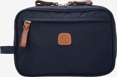 Bric's Kosmetiktasche X-Bag 21 cm in dunkelblau, Produktansicht