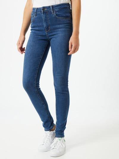 Jeans '721' LEVI'S pe denim albastru: Privire frontală