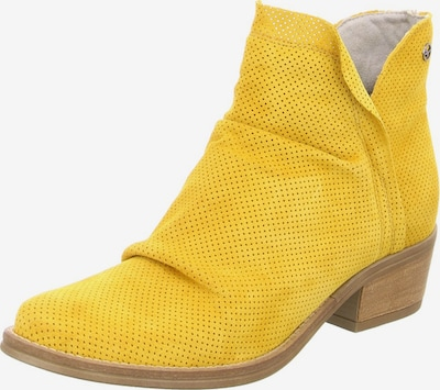 TAMARIS Stiefelette in gelb, Produktansicht