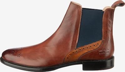 MELVIN & HAMILTON Chelsea Boots in braun / schwarz, Produktansicht