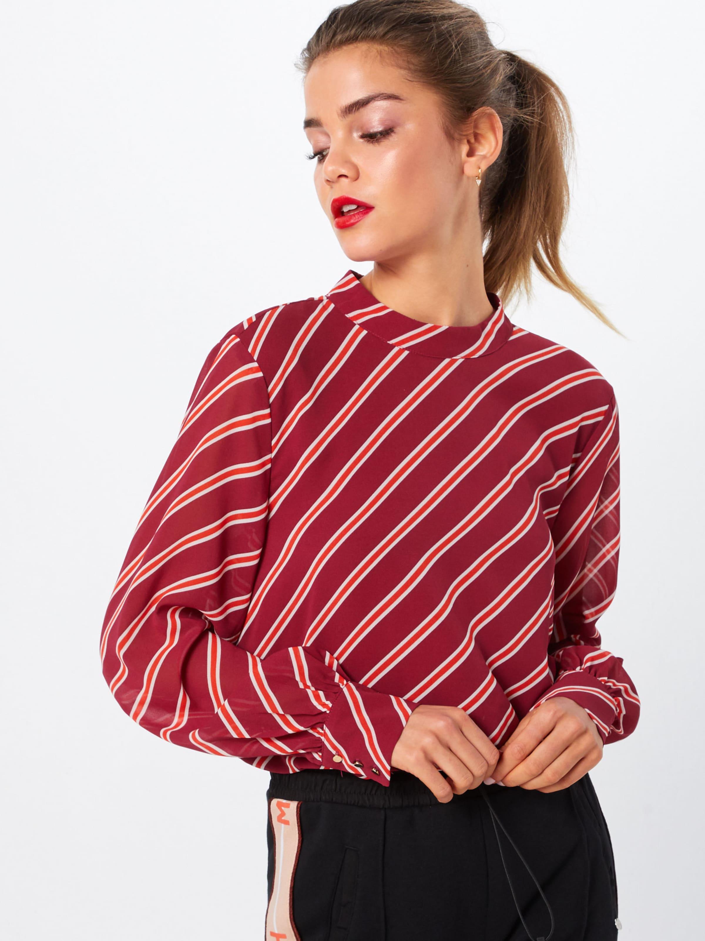 RotWeiß 'ixeline Ichi Bluse Ls' In 35LAR4qj