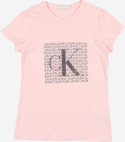 Calvin Klein Jeans Tričko - ružová: Pohľad spredu