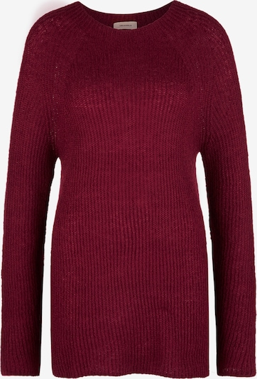 TRIANGLE Pullover in burgunder, Produktansicht