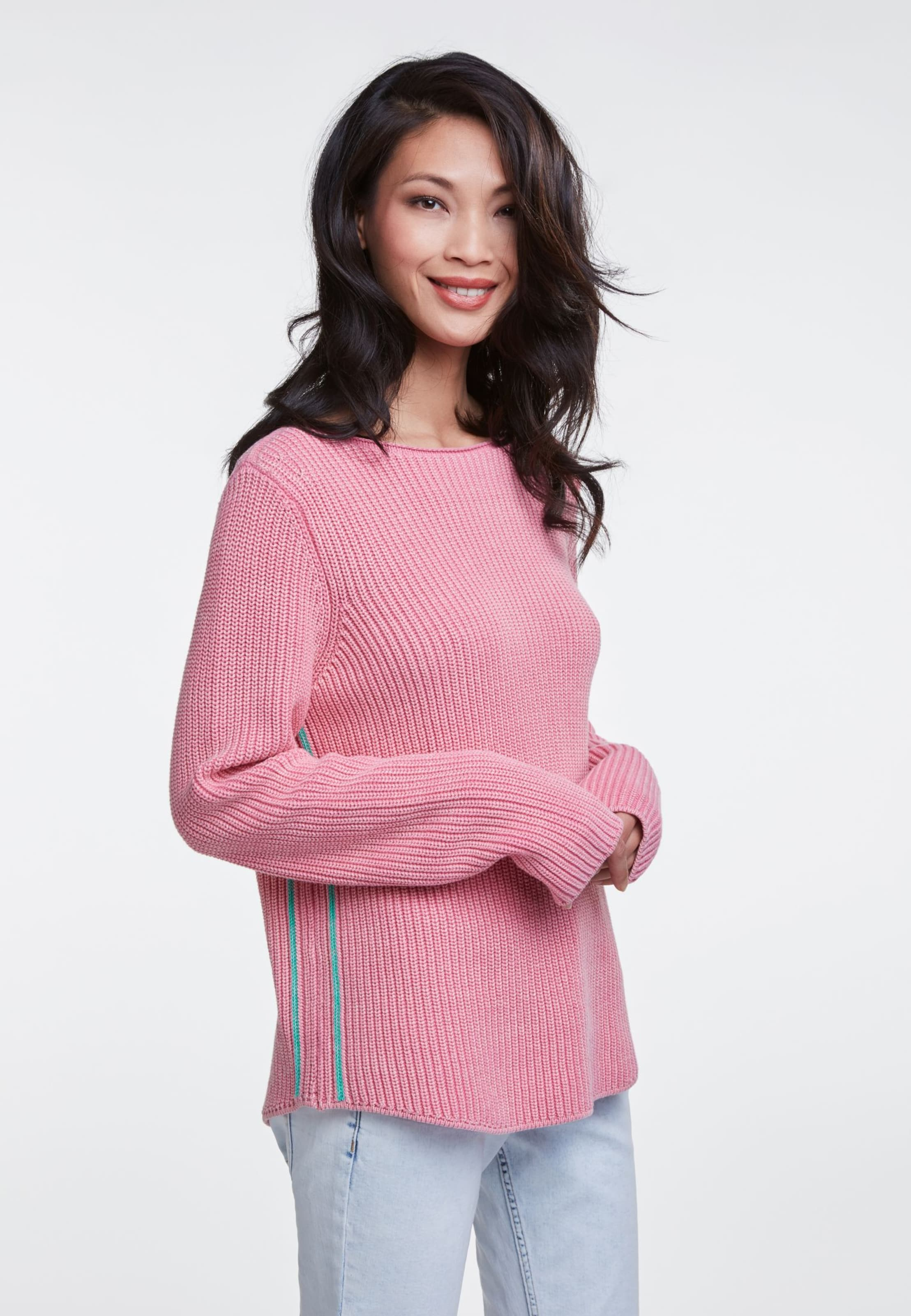 Pink Strickpullover Oui Strickpullover In In Oui In Pink Oui Strickpullover tsdQhrCx