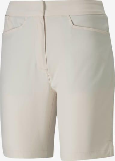 PUMA Sportbroek 'Pounce' in de kleur Pastelroze: Vooraanzicht