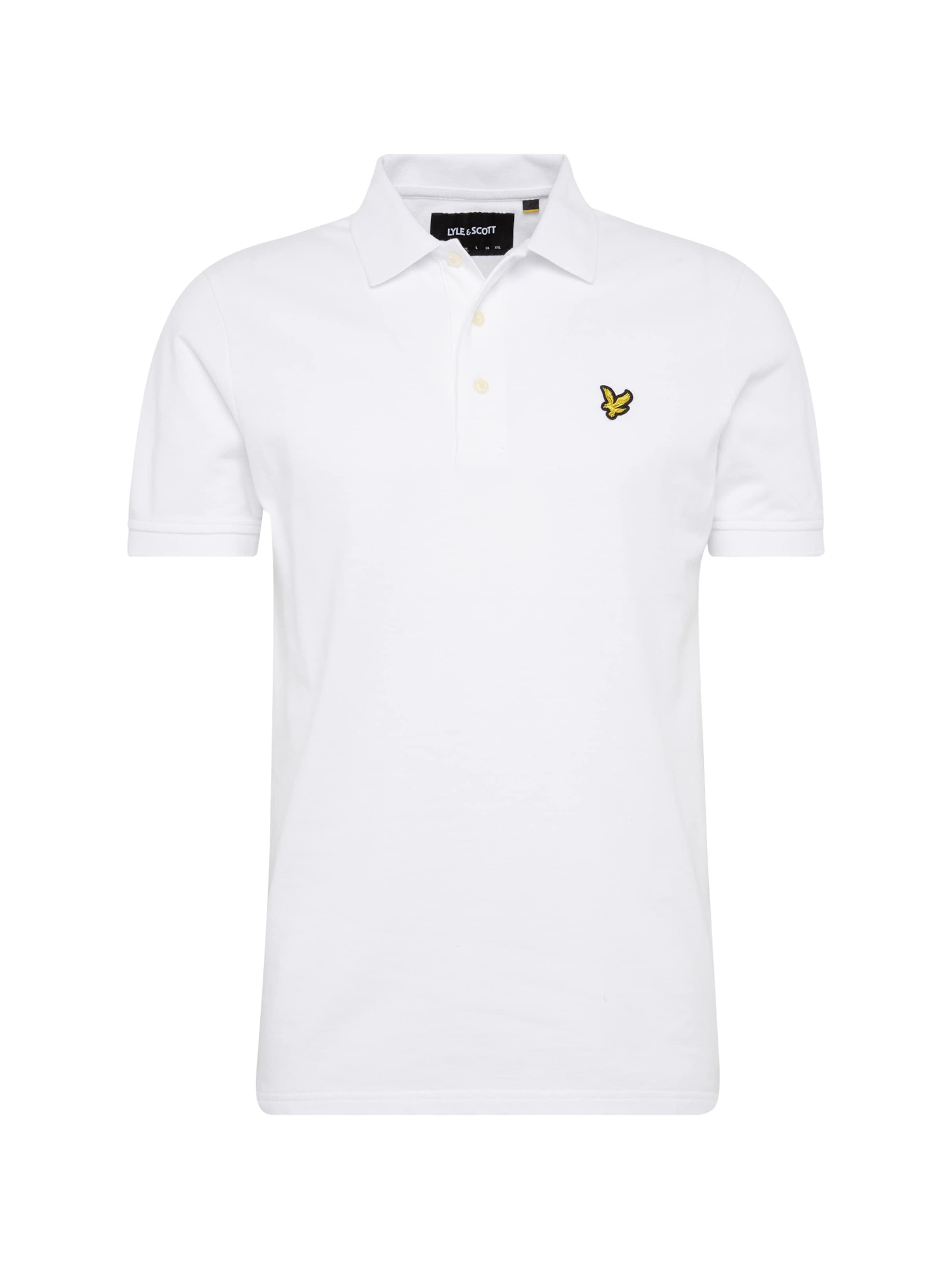 amp; Scott Lyle T shirt Blanc En Op1vF8