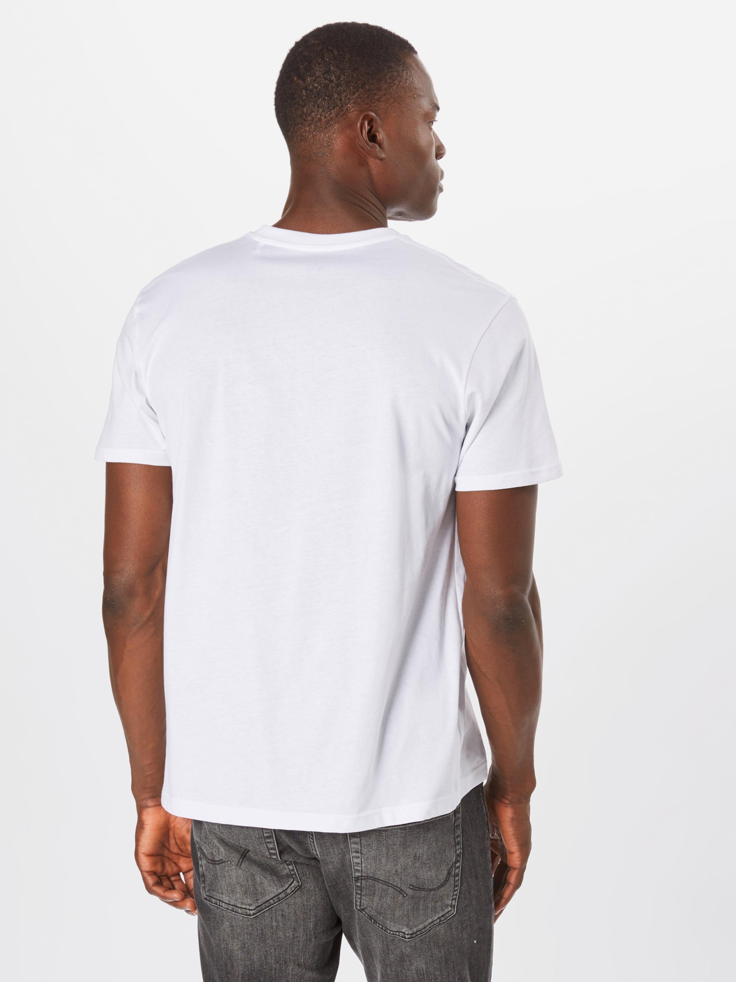 In Alpha Logo' Weiß Shirt 'small Industries rdeCBxo
