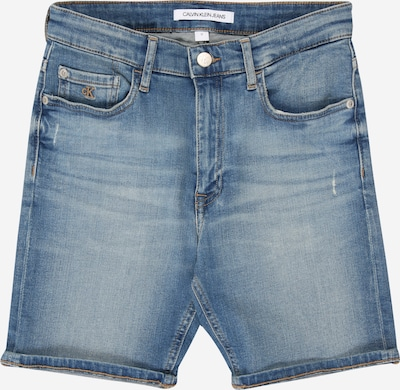 Calvin Klein Jeans Shorts 'TAPERED SHORT MNGR LIGHT BL STR' in blue denim, Produktansicht