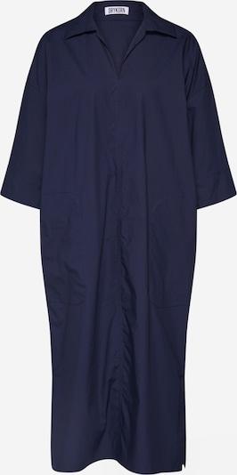 DRYKORN Robe-chemise 'CHARRI' en bleu marine, Vue avec produit