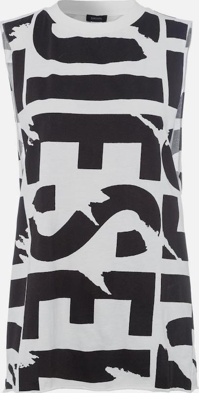 DIESEL DIESEL DIESEL Tanktop in schwarz   weiß  Große Preissenkung 071a63