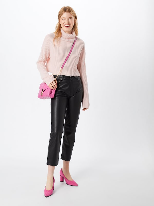 over over Missguided En Missguided Pull Pull Rose WxrCdBoe