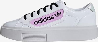 ADIDAS ORIGINALS Sneaker in lila / schwarz / silber / weiß, Produktansicht