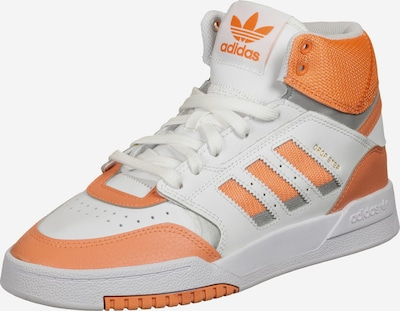 ADIDAS ORIGINALS Schuhe ' Drop Step W ' in orange / weiß, Produktansicht