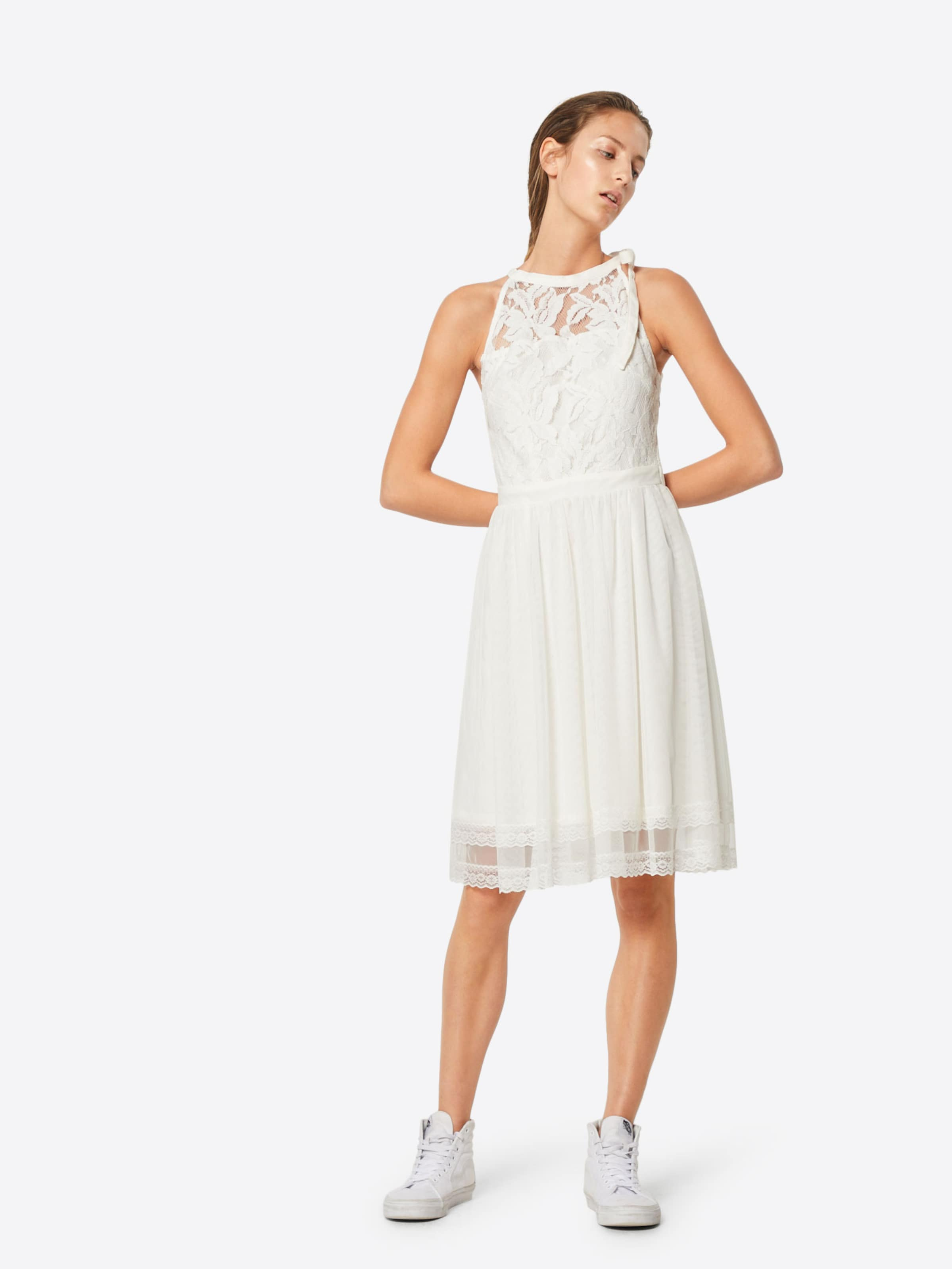 'vizinna Kleid Vila Creme Dress' In dtsxBhorQC