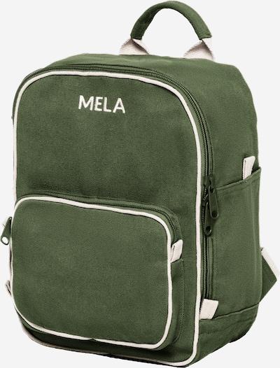 MELAWEAR Sac à dos 'MELA II Mini ' en beige / olive, Vue avec produit