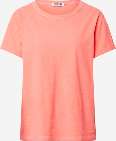 DRYKORN T-shirt 'LARIMA' en corail, Vue avec produit