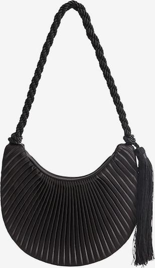 MANGO Handtas in de kleur Zwart, Productweergave