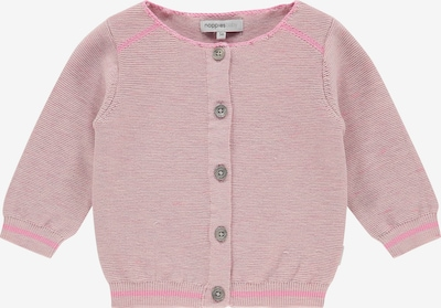 Noppies Jacke 'Castlewood' in pink: Frontalansicht