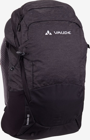 VAUDE Rucksack 'Tacora' in schwarz, Produktansicht
