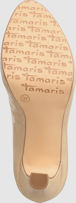 TAMARIS Plateaupumps in Leder-Optik Günstige und Schuhe langlebige Schuhe und c368f4