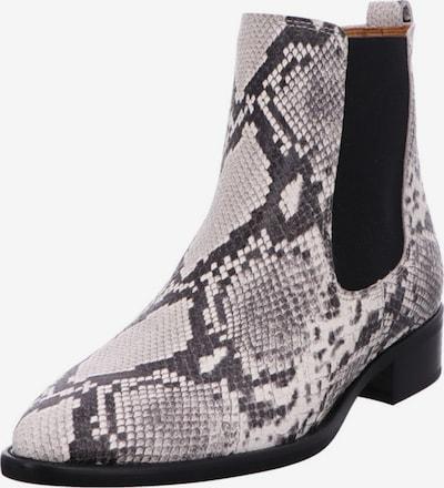 GABOR Chelsea Boots in hellgrau / schwarz, Produktansicht