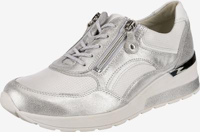 WALDLÄUFER H-clara Sneakers Low in silber, Produktansicht