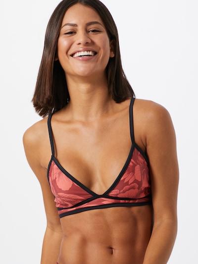 RIP CURL Bikini-Oberteil 'MIRAGE ' in orange / rot / schwarz, Modelansicht