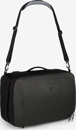 Osprey Reiserucksack 'Transporter Global Carry-On 38' in schwarz, Produktansicht