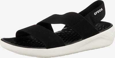 Crocs Komfort-Sandalen in schwarz, Produktansicht