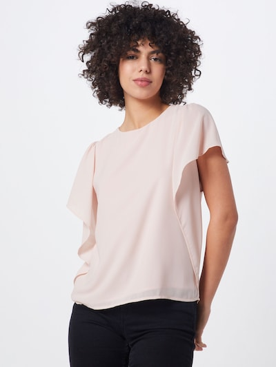 NEW LOOK Bluse 'FIONA' in beige: Frontalansicht