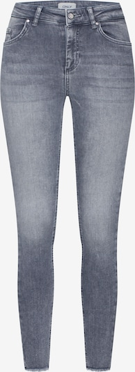 ONLY Jeans 'BLUSH' i grey denim, Produktvisning