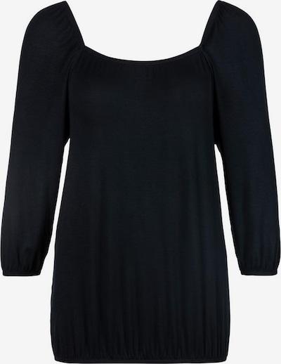 LASCANA Shirt in schwarz, Produktansicht