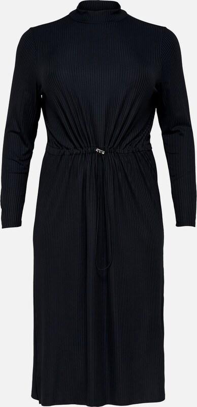 ONLY Carmakoma Kleid in nachtblau  Neu in diesem Quartal