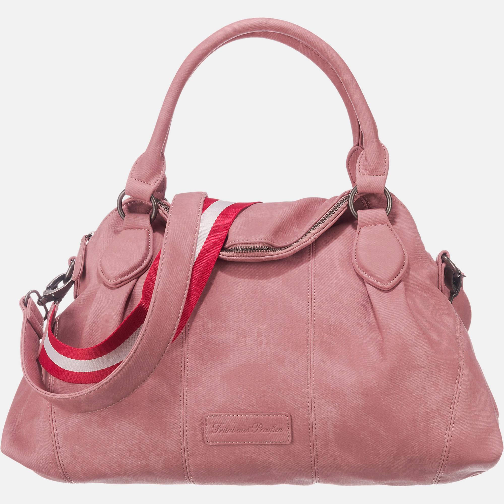 fritzi aus preu en wanda handtasche in pink about you. Black Bedroom Furniture Sets. Home Design Ideas